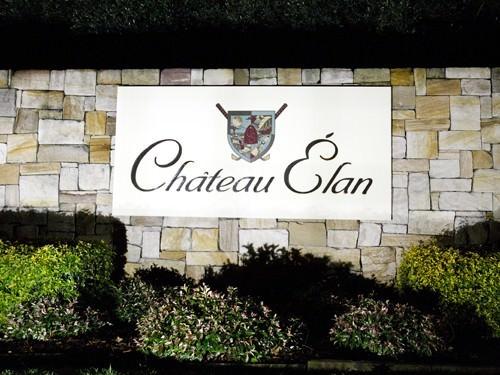 Chateau Elan Estate Entrance