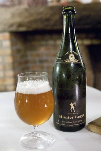 Hunter Brewing Co Hunter Lager