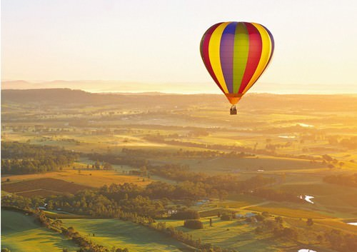 Hunter Valley Ballooning