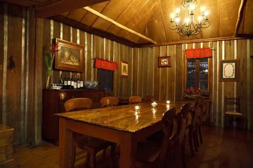 Roberts Circa 1876 Dining Room