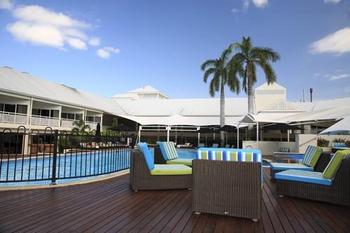 Shangri-la Pool Area