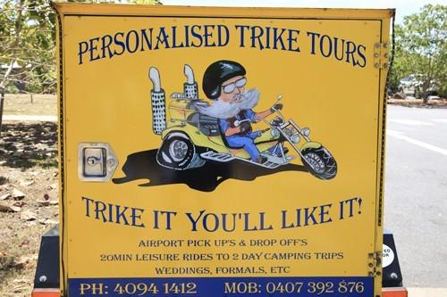 Trike Tours Trailer