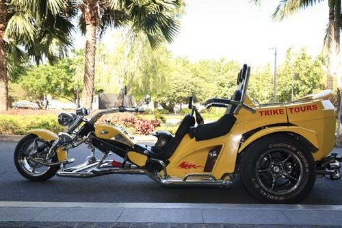 Grubs Trike Tours - Port Douglas