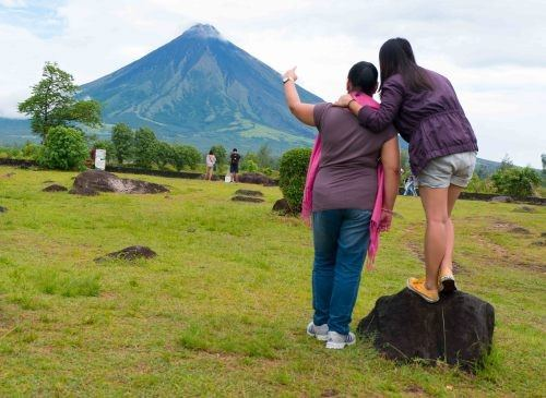 Appreciating Mayon
