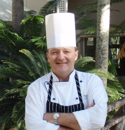 Chef Markus Strieby - Executive Chef Teshi Restaurant