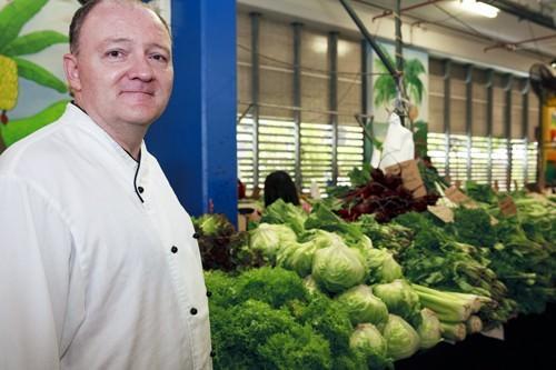 Chef w Greens
