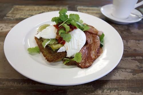 Chilli Eggs Paleo Breakfast