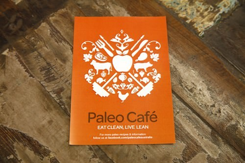 Paleo Brochure on Clean Eating