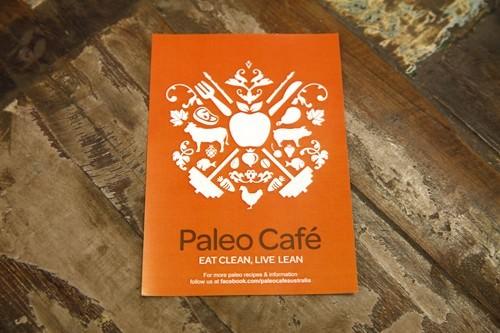 Paleo Brochure on Clean Eating