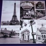 Paris Canvas Images