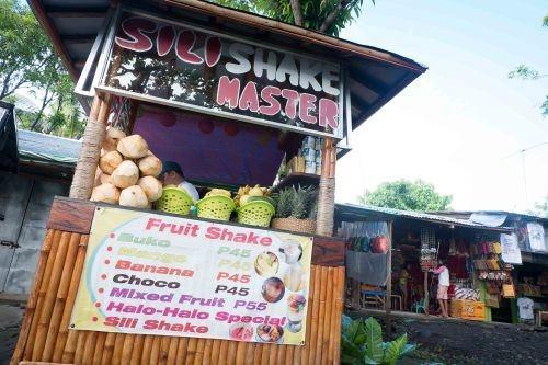 Sili Shake - Kiosk