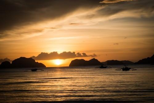 Arrival - Accom Sunset El Nido