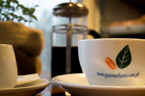 Gourmets Cafe - Freshly Brewed Coffee