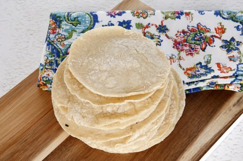 Corn Tortilla Stack