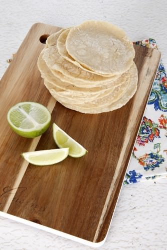 Tortilla and Lime