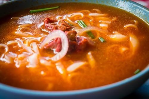 Vietnamese - Beef Stew NoodlesVietnamese - Beef Stew Noodles
