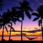 Calmness - Bali Sunset