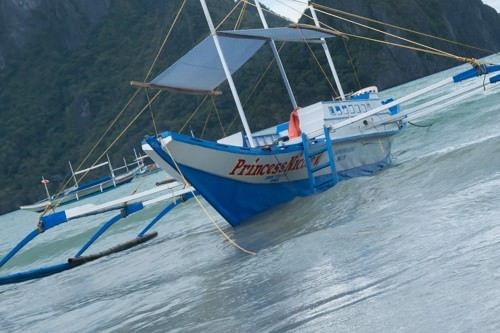 Discover El Nido - Boat 1