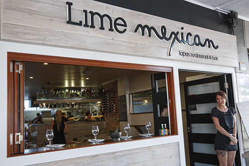 Lime Mexican Frontage