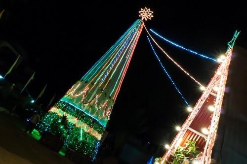 Misa De Gallo - Christmas Lights