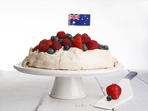 Pavlova for Australia Day