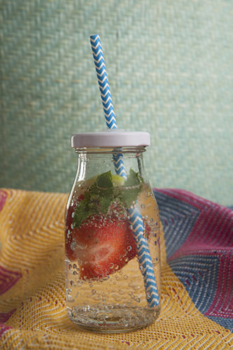 Picnic Strawberry Fizz
