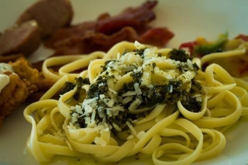 Breakfast Pasta Etc