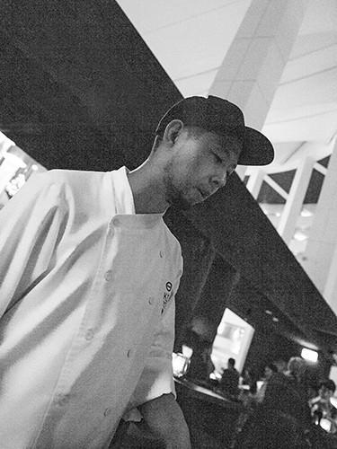 Chef Chase - Kiyomi