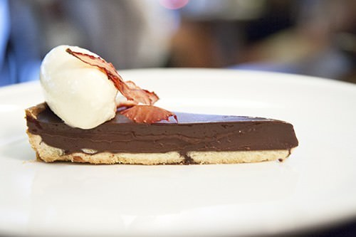 Chocolate Tart Frank's Bar Sawtell