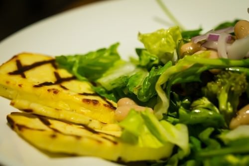 Erwins City of Dreams Manila-Haloumi Salad