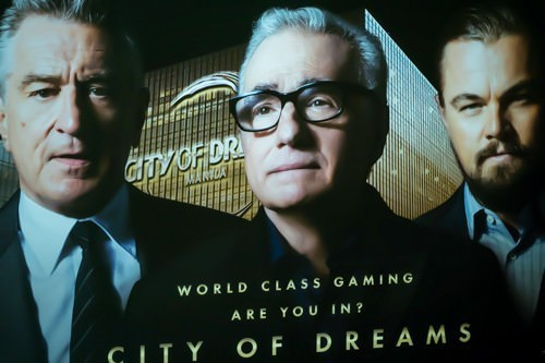 Erwins City of Dreams Manila-Poster
