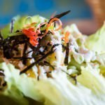 Fiji Restaurant - Cucumber Kani Salad