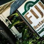 Fiji Restaurant - Signage