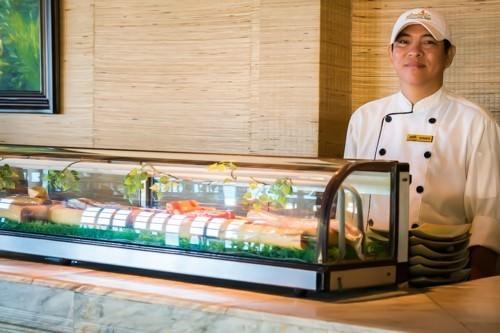 Fiji Restaurant - Sushi Bar