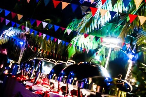 Filipino Fiesta - Setup