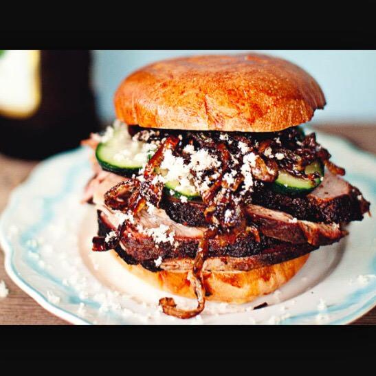 Texas BBQ Image