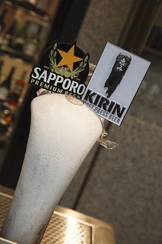 Japanese Beer Tap -Kirin or Sapporo