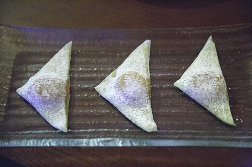 Japanese Filled Mochi Dessert