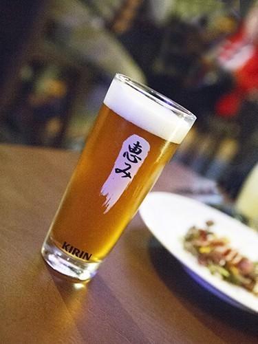 Kirin Japanese Beer