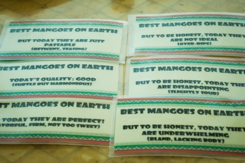 Mango Labels