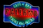 Palermo Restaurant - Night Signage