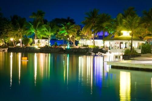 Plantation Bay at Night1