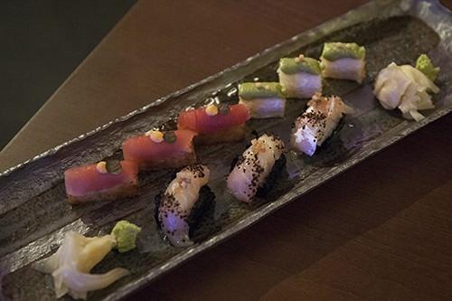 Sushi Platter - Kiyomi Style