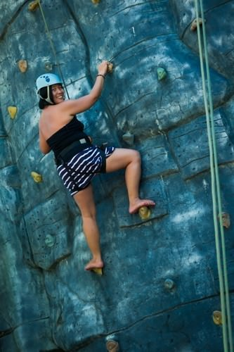 Wall Climbing - Complimentary