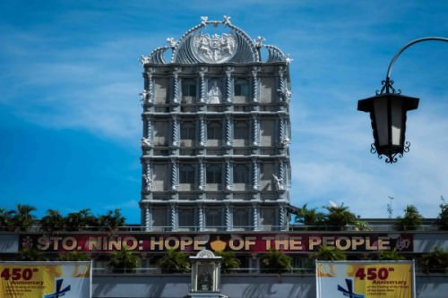 Things To Do in Cebu - Basilica Sto Nino Cebu