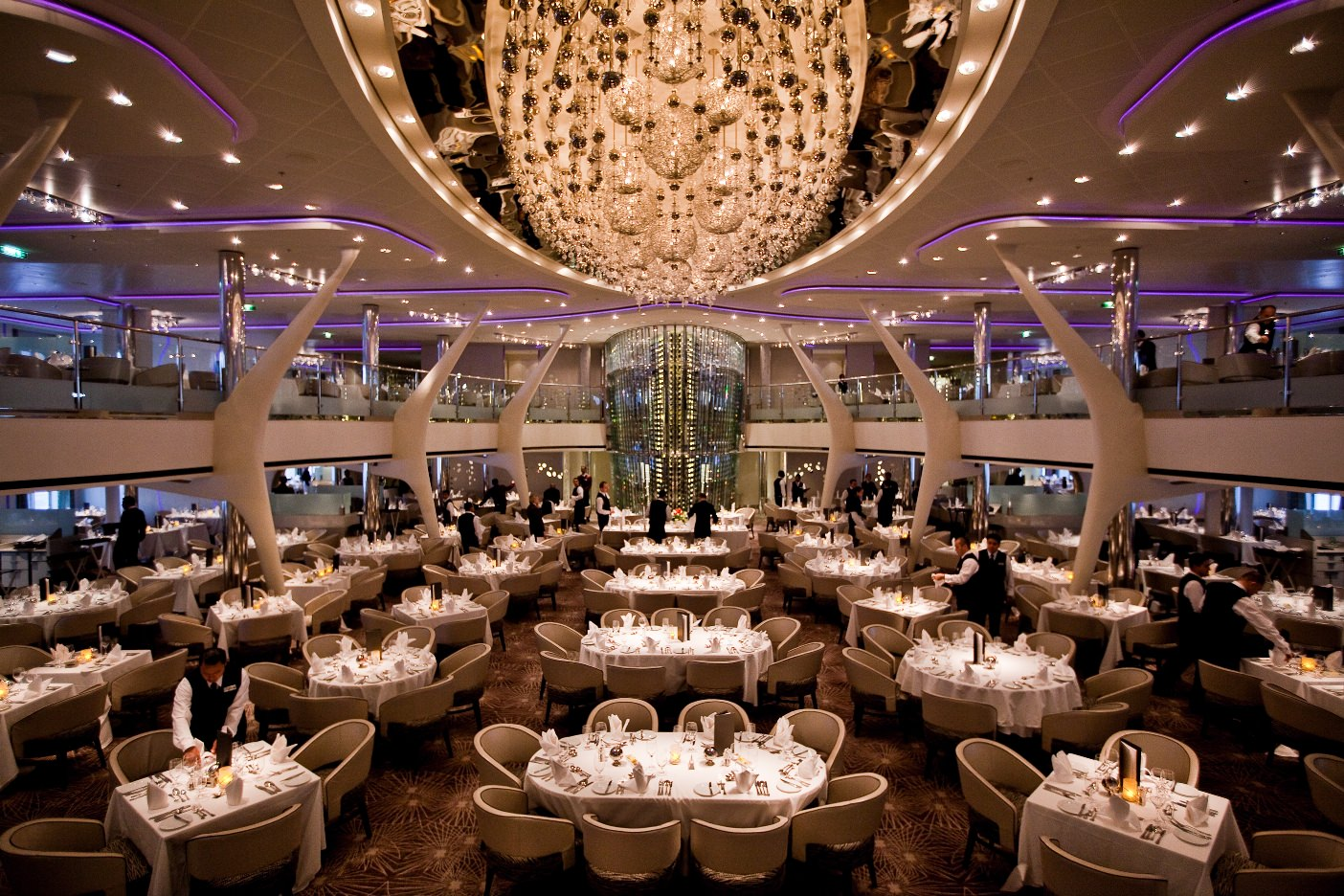 Celebrity Cruises - dining