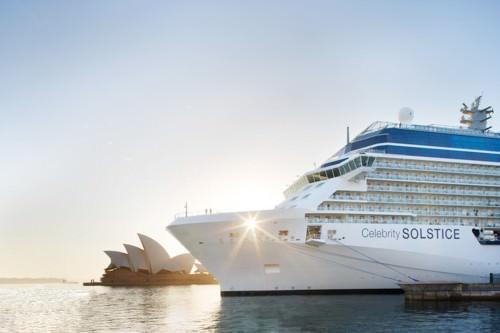 Celebrity Cruises - Solstice
