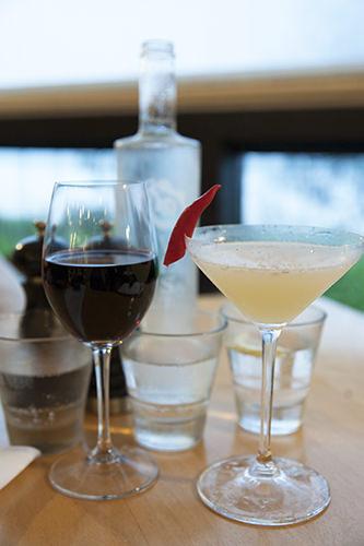 Cocktails on the Verandah @ Byron Beach Cafe
