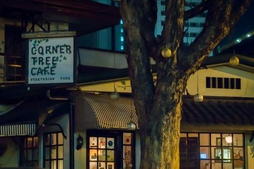 Corner Tree Cafe - exterior