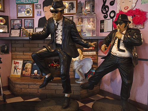 Blues Brothers & More Memorabilia